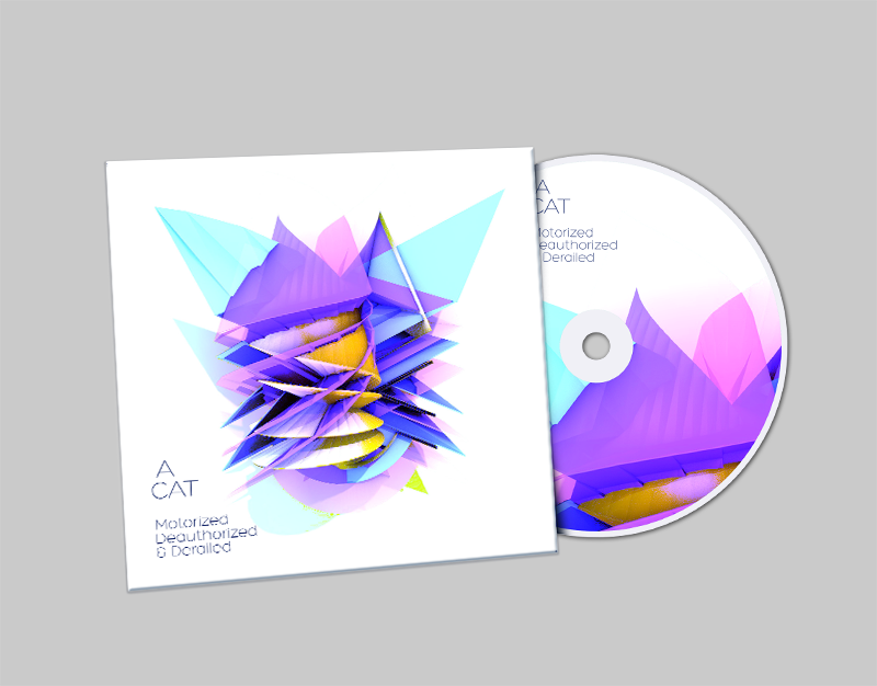 Cover and CD